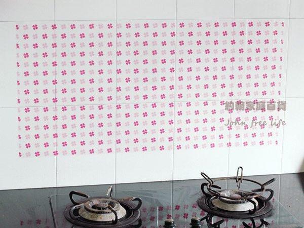 約翰家庭百貨》【AG300】透明廚房牆壁防水防油貼 紙壁貼玻璃貼磁磚貼 可擦洗 隨機出貨