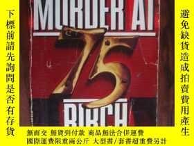 二手書博民逛書店Murder罕見at 75 BirchY85718 Richar