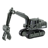 《TOMICA火柴盒小汽車》TM120 油壓式挖土機怪手   /   JOYBUS玩具百貨