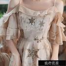 小禮服2020新款女短款宴會氣質生日聚會派對晚禮服洋裝平時【全館免運】