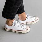 Converse All Star 1970s 白 男鞋 女鞋 低筒 復古 帆布鞋 休閒鞋 基本款 經典款 奶油頭底 162065C