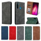 小米 紅米Note8T ZD商務皮套 手機皮套 插卡 支架 磁吸 掀蓋殼