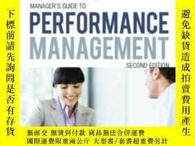 二手書博民逛書店Performance罕見Management 2 e (bri