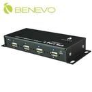 BENEVO UltraUSB 工業型 4埠USB2.0集線器(附2A變壓器) (BUH234)