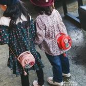 韓版兒童迷你小包 可愛個性創意復古側背包 女童寶寶小包包零錢包『夢娜麗莎』