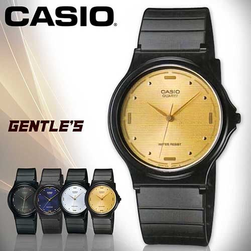 CASIO手錶專賣店 卡西歐 MQ-76-9A 男錶 中性錶 壓克力鏡面 學生必備 指針 數字 塑膠錶殼 橡膠錶帶
