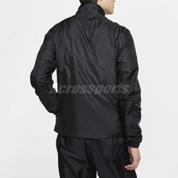 Nike 運動套裝 NSW Woven Tracksuit 黑 男款 防風材質 運動外套 長褲 【ACS】 BV3031-010