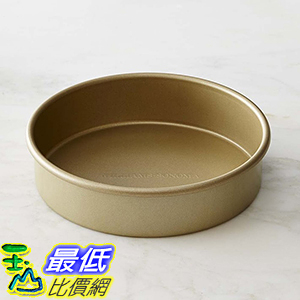 [美國直購] Williams-Sonoma Goldtouch Nonstick Round Cake Pans (Select Size:10)烤盤