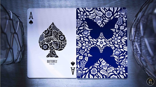 【USPCC 撲克】Butterfly Playing Cards Limited