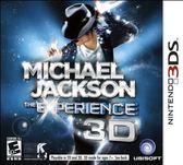3DS Michael Jackson The Experience 麥克傑克森 巨星體驗HD(美版代購)