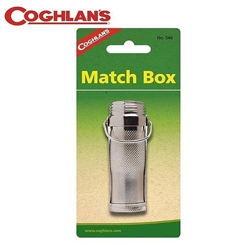 丹大戶外【Coghlans】加拿大 MATCH HOLDER 火柴防水盒 546