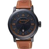 Timberland 天柏嵐 軍風個性時尚手錶-46mm TBL.16006JYB/02