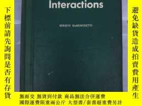 二手書博民逛書店nuclear罕見interactions(H876)Y1734