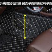 全大包圍絲圈雙層汽車腳墊專用名爵zs/mg7/mg6/mg3sw銳騰銳行gt
