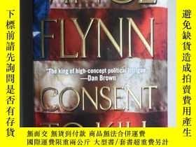 二手書博民逛書店consent罕見to kill(new york times bestseller)(英文原版書)Y7293