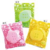 《日本製》CHARLEY 泡鹽碳酸入浴錠 50g (抹茶/櫻花/柚子)  ◇iKIREI