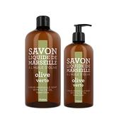 綠橄欖馬賽液態皂(洗手/沐浴)家庭組