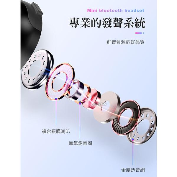 【現貨快出】TOTU Mini 藍芽無線耳機 藍牙耳機 單耳 運動 IPX4 觸控 螢火蟲系列