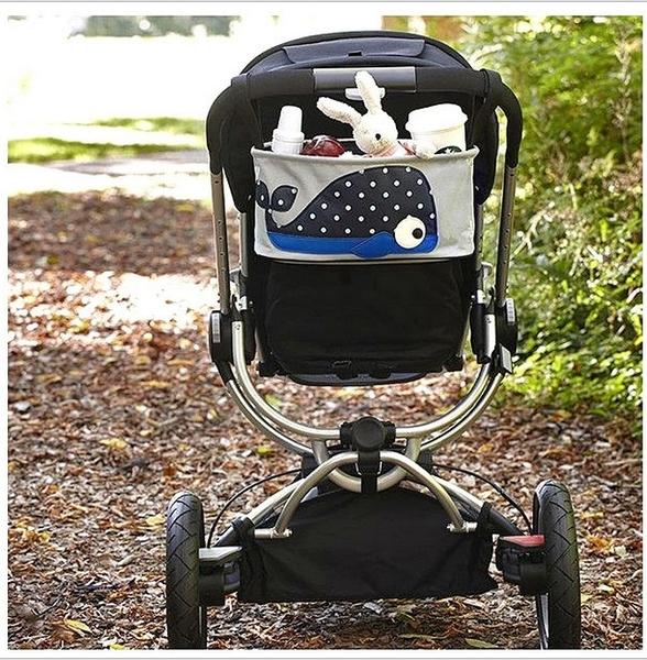 嬰兒推車用掛袋防潑水嬰兒車有厚度掛袋(收納袋)