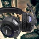 G301 電腦 電競 耳機 LED燈 耳麥 遊戲 高清音質 麥克風 USB 伸縮設計 聲卡 頭戴式 耳罩式耳機