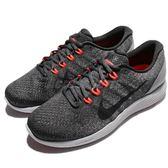 Nike 慢跑鞋 Lunarglide 9 黑 灰 舒適緩震 運動鞋 男鞋【PUMP306】 904715-004