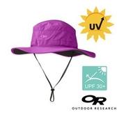 Outdoor Research 美國 SOLAR ROLLER 女抗紫外線輕量圓盤帽 UPF30 紅紫 80642