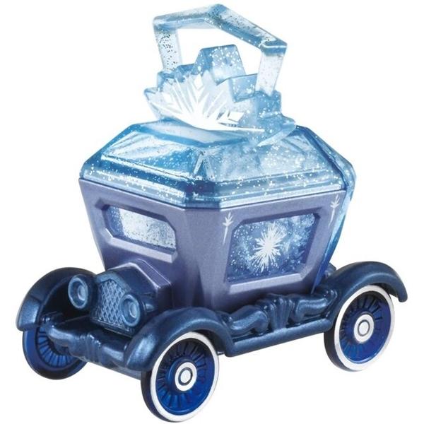 小禮堂 Tomica多美小汽車 迪士尼 冰雪奇緣 艾莎 水晶馬車 4904810-16071