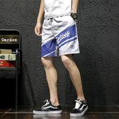 DJPY夏季新款ins超火的短褲男潮流韓版寬鬆休閒運動五分褲男褲子 溫暖享家