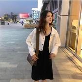 短款外套新款韓版短款上衣長袖外搭學生牛仔衣外套女春秋春季特賣