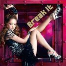安室奈美惠 Break It - Get Myself Back 單曲CD附DVD (音樂影片購)
