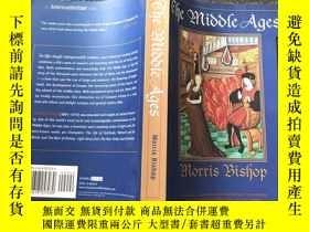 二手書博民逛書店The罕見Middle Ages【實物拍照 】Y4224 Morris Bishop 著 Houghton