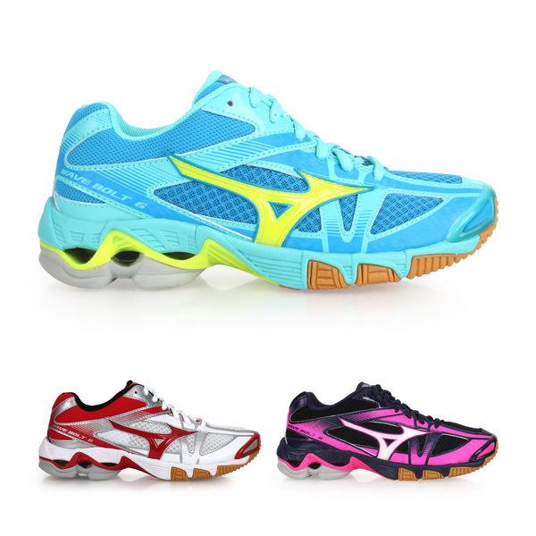 MIZUNO WAVE BOLT 6 女排球鞋( 免運 美津濃≡排汗專家≡