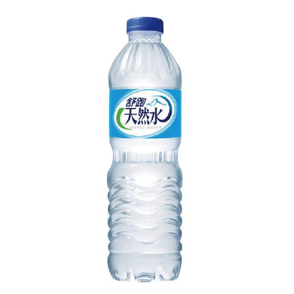 舒跑 天然水 600ml/瓶