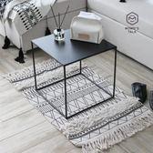 北歐風摩洛哥幾何流蘇地毯臥室客廳