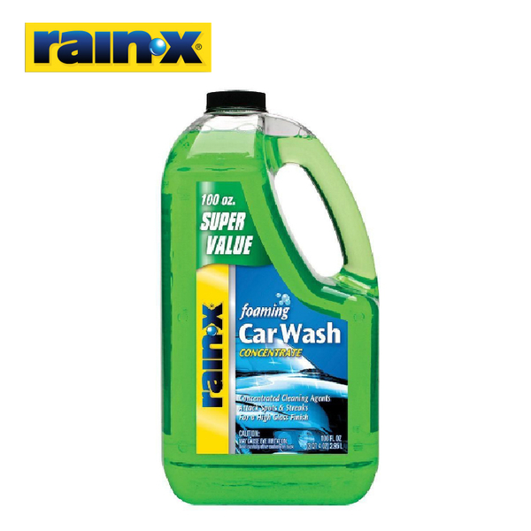 RAIN-X 濃縮洗車精 100OZ