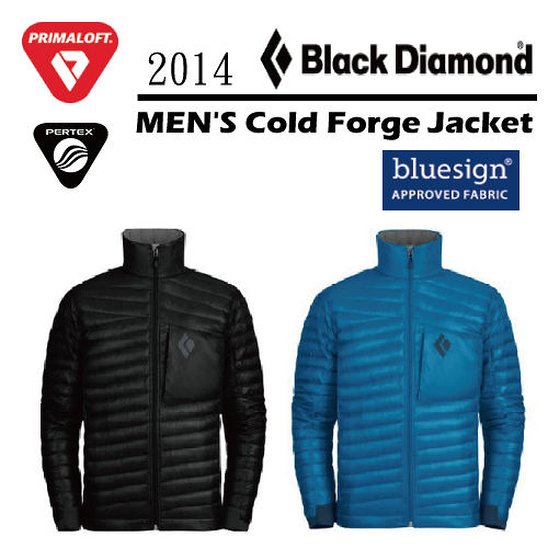 Black Diamond 美國 | Hot Forge Jacket 男款 | 輕量 保暖 纖羽 外套 | 秀山莊(Y517)