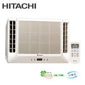 HITACHI日立冷氣 6-8坪 定頻冷專 雙吹式 窗型冷氣 RA-40WK 含基本安裝
