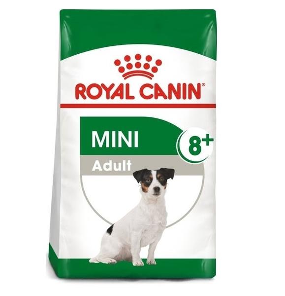 ◆MIX米克斯◆法國皇家MNA+8小型熟齡犬飼料 8歲以上專用(原PR+8)- 8KG