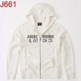 AF Abercrombie & Fitch A&F A & F 男 當季最新現貨 帽t外套  AF J661