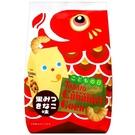 東鳩鯉魚旗黑糖黃豆粉玉米脆果77G【愛買】