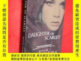 二手書博民逛書店Daughter罕見of Scarlet (小16開) 【詳見圖