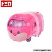 日本限定 Tomica 多美 TsumTsum  愛麗絲家族 柴郡貓/笑笑貓  模型小車