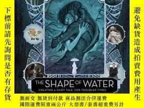 二手書博民逛書店Guillermo罕見Del Toro s The Shape Of WaterY364682 Guiller