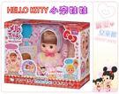 麗嬰兒童玩具館~PILOT-日本暢銷小美樂娃娃-Hello Kitty 小奈娃娃 2019