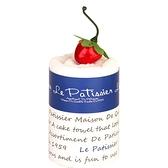 【日本製】【Le patissier】日本製 今治毛巾 戚風蛋糕造型 香草白(一組:10個) SD-3999-10 - 日本製