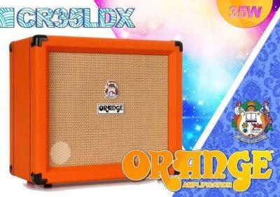 【小麥老師 樂器館】加贈導線!! ORANGE CR35LDX 35瓦 電吉他 音箱 多種效果 調音
