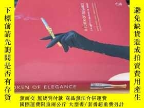 二手書博民逛書店A罕見TOKEN OF ELEGANCE HOLDERS VOGUEY400643 Martin Barnes