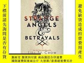 二手書博民逛書店Strange罕見Angels: Strange Angels