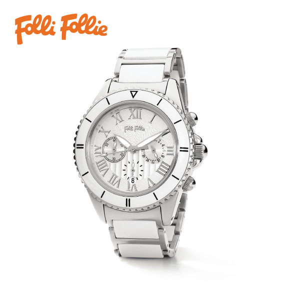 Folli Follie CERAMIC SPORT系列腕錶