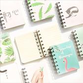 口袋記事本-韓國可撕式線圈筆記本 月曆 記事本 備忘錄便籤【AN SHOP】